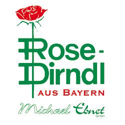Rose-Dirndl