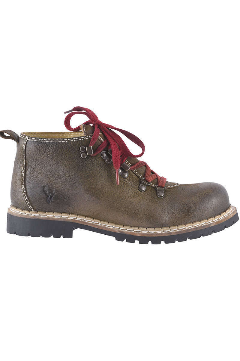 the latest 53c28 55024 Herren Trachten-Schuh rustikal braun