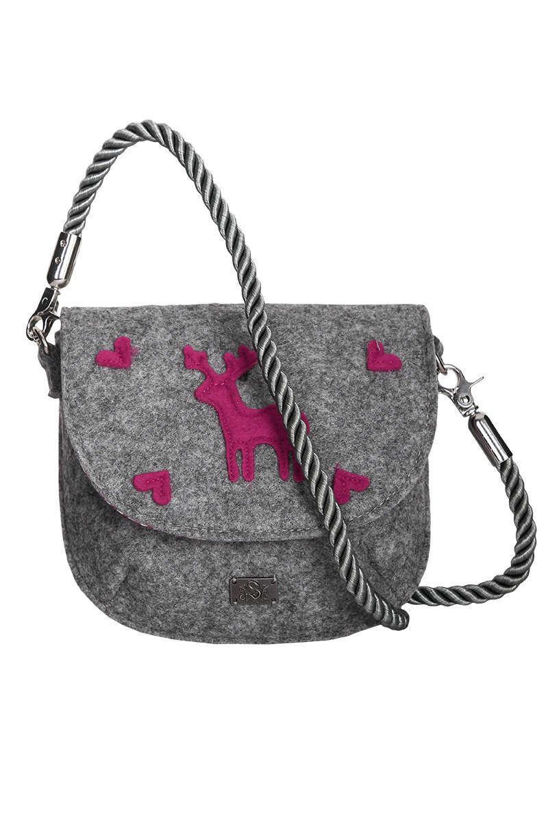dirndlt schchen grau pink besondere trachtengeschenke. Black Bedroom Furniture Sets. Home Design Ideas