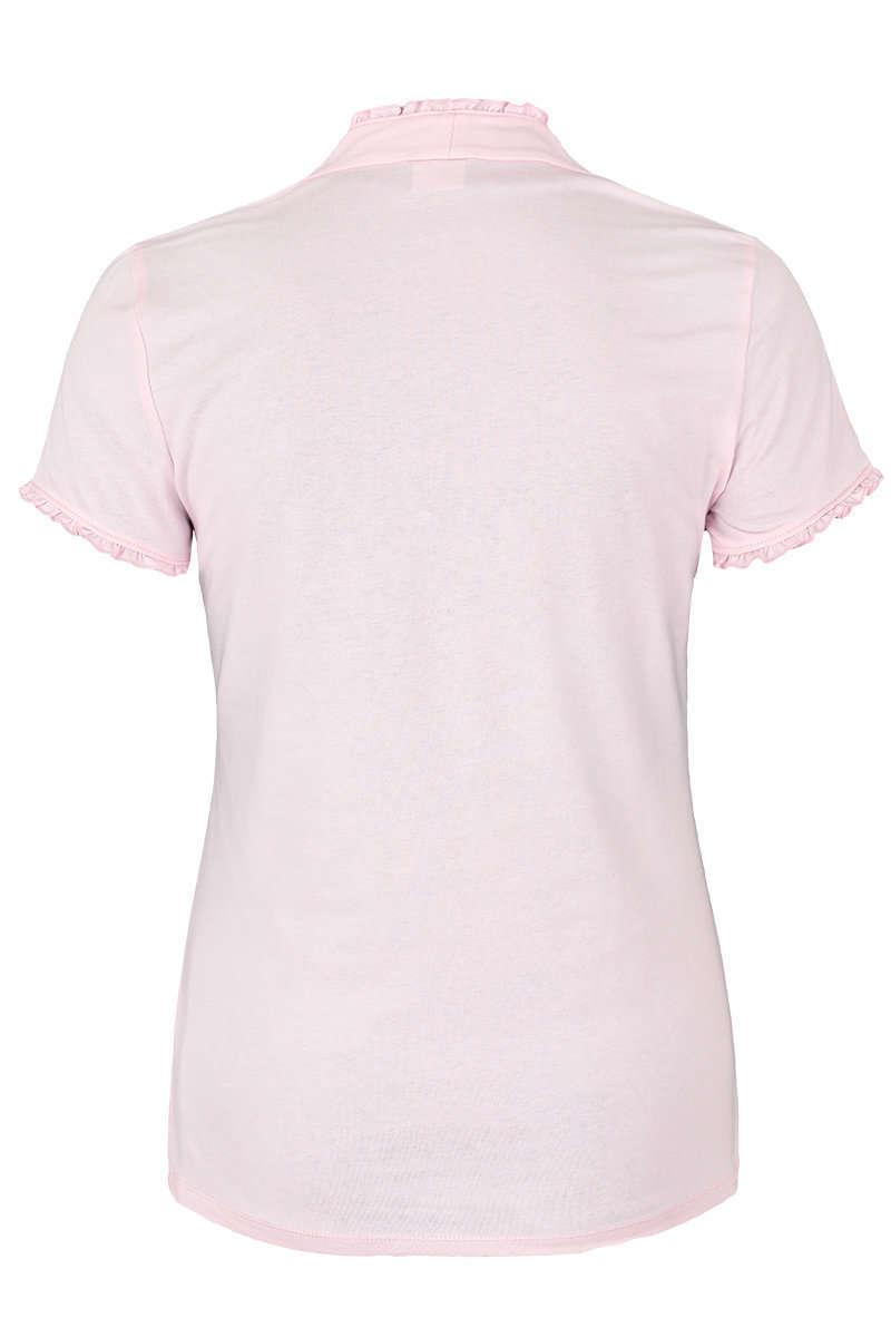 damen t shirt rosa trachtenshirts trachtenblusen trachtenshirts damen trachten werner. Black Bedroom Furniture Sets. Home Design Ideas