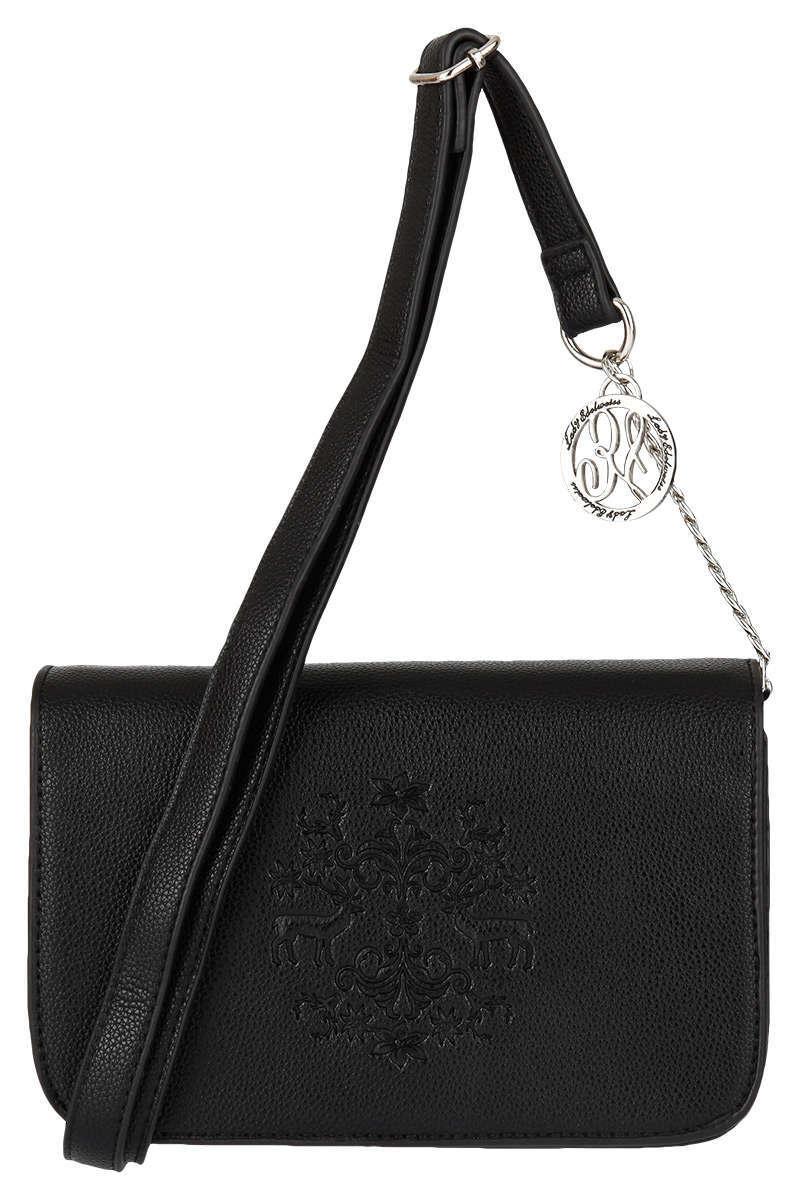 949eec3ca76a0 Dirndl Tasche schwarz - Taschen Trachten Accessoires Damen ...