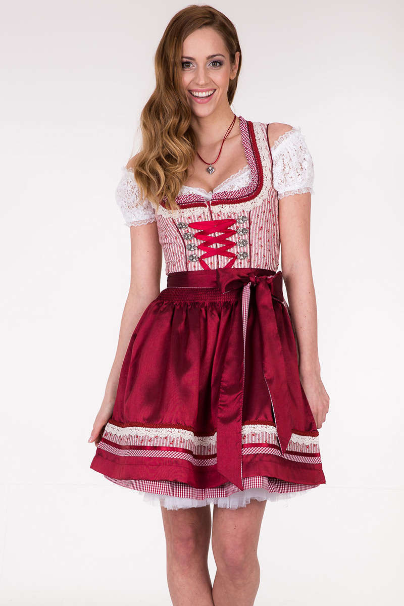 mini dirndl rot mini dirndl dirndl damen trachten. Black Bedroom Furniture Sets. Home Design Ideas
