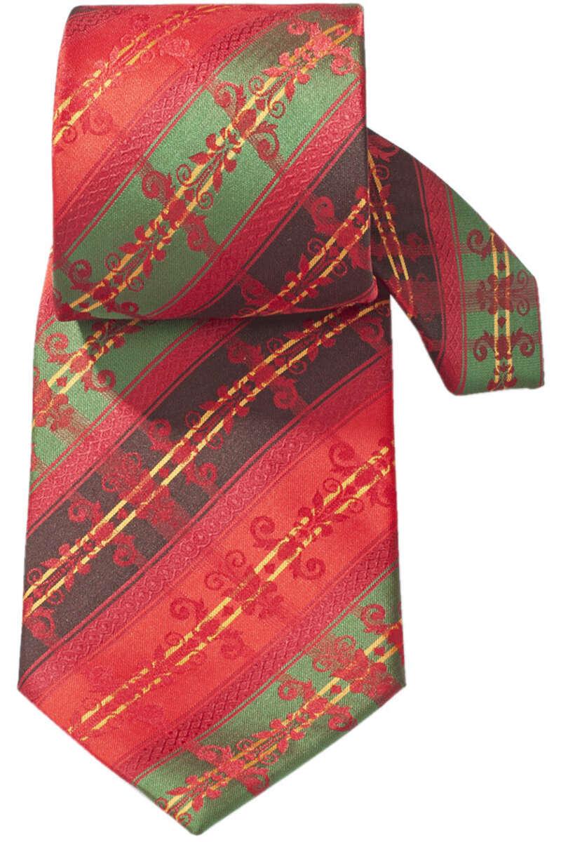 trachten krawatte ornament multicolor rot trachtenanz ge herren trachten werner leichtl ohg. Black Bedroom Furniture Sets. Home Design Ideas