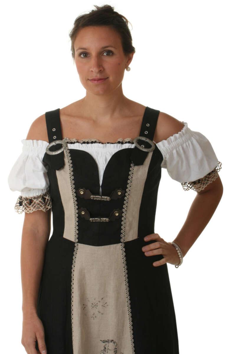 Landhauskleid Baumwolle Heidi Bild 2