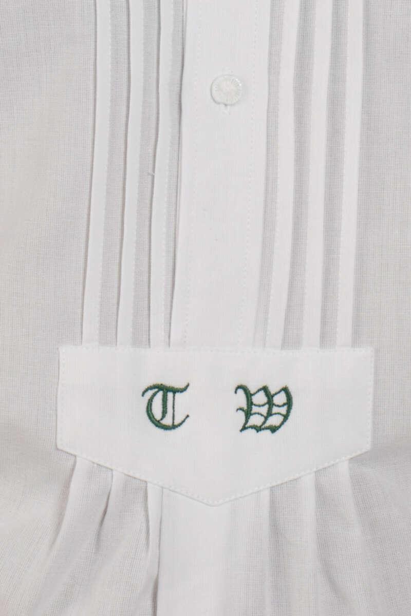 trachtenhemd mit ihrem monogramm geschenke trachten werner leichtl ohg. Black Bedroom Furniture Sets. Home Design Ideas