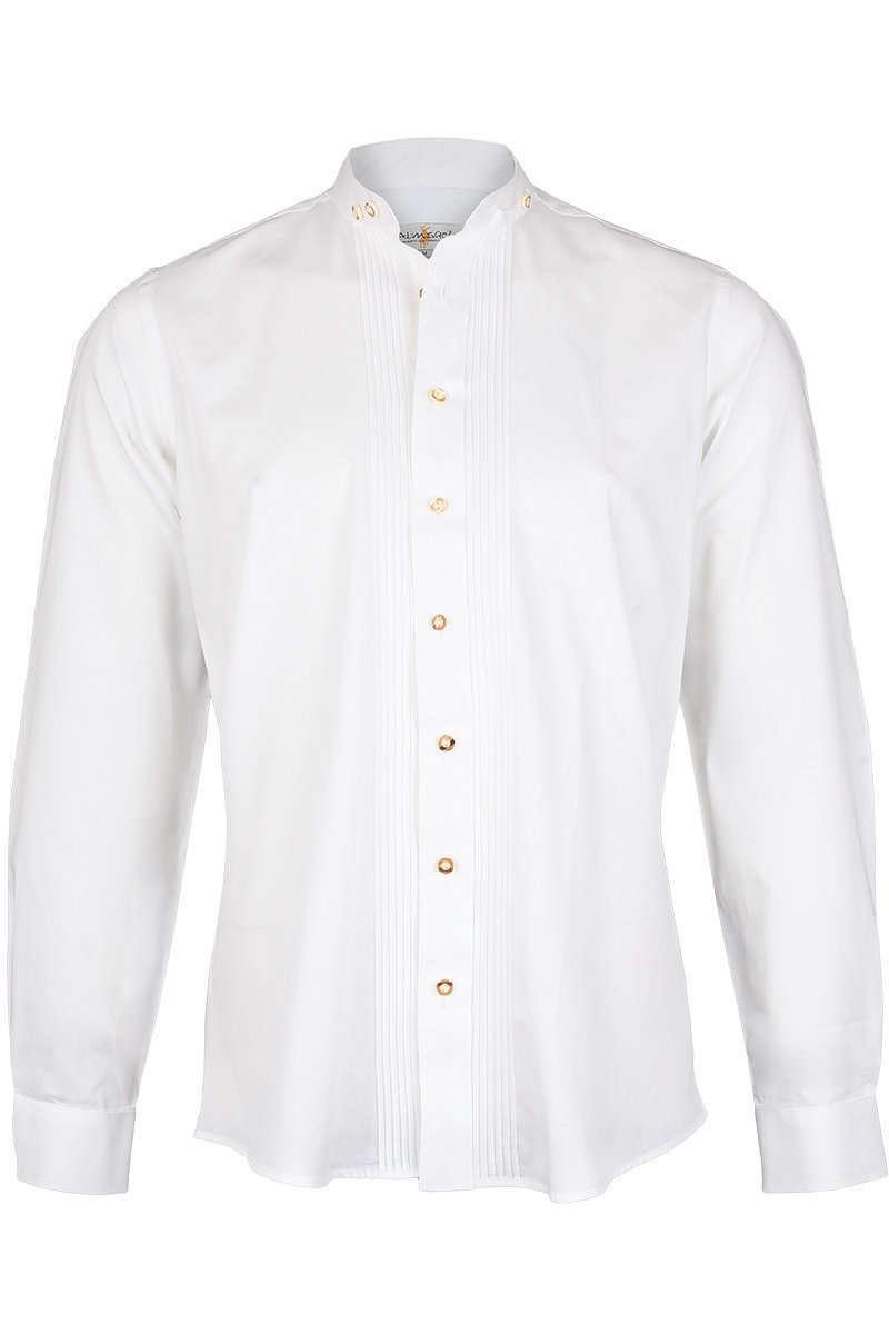 stehkragenhemd slim fit wei 39 emil 39 slim fit hemden. Black Bedroom Furniture Sets. Home Design Ideas