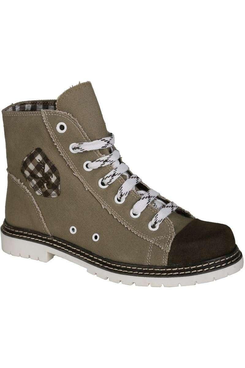 497faa6641f1 Sneaker Jacky helloliv braun rustikal - Damen - Trachten Werner ...