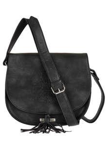 323418769f124 LadyEdelweiss Damen Trachten Tasche schwarz