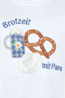 T-Shirt 'Brotzeit mit Papa'
