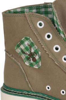 d3987cc1284f Sneaker Jacky braun grün rustikal - Damen - Trachten Werner-Leichtl OHG