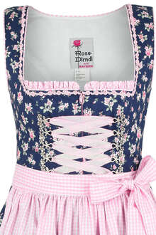 Damen Rose-Dirndl